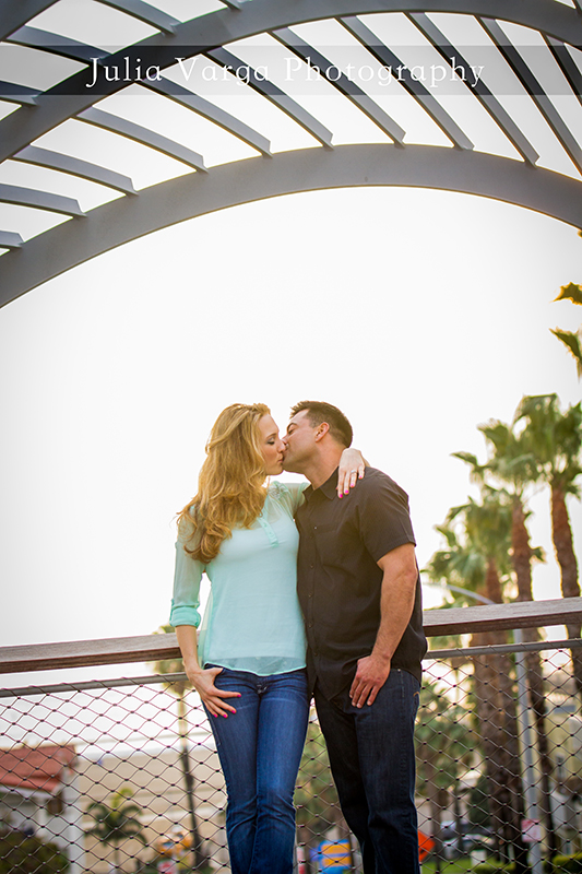 los angeles engagement photography, engagement portraits, santa monica engagement portraits